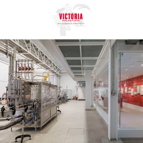 Cervezas Victoria Damm - Tapas de Registro