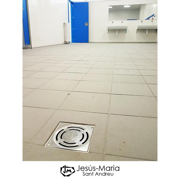 Colegio Jesús Maria - Sumideros Domésticos