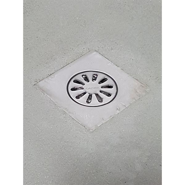 Mercat de Sant Adrià - Sumidero Doméstico 150x150 mm ref. 510.150