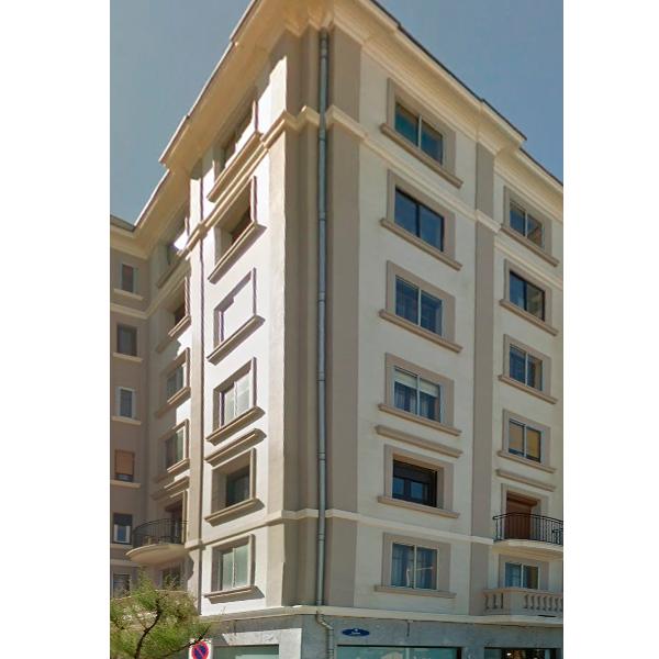 Edificios Donostia - Tubería en Acero Inoxidable